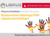 Aktywne Rozkłady Materiału Nauczania do języka niemieckiego dla gimnazjum