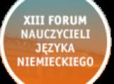 PWN na XIII Forum Języka Niemieckiego