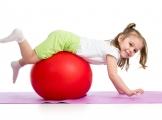 Rozwój sprawności ruchowej przedszkolaka. Ćwiczenia gimnastyczne