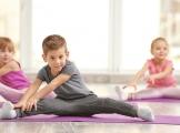 Rozwój sprawności ruchowej przedszkolaka. Poranne ćwiczenia gimnastyczne