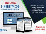 E-Biuletyn. Specjalne potrzeby edukacyjne - NOWOŚĆ 2018