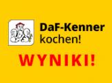 Wyniki XIII edycji konkursu DaF-Kenner kochen!