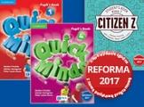 "Nowe serie PWN i Cambridge University Press ELT: ""Quick Minds"" i ""Citizen Z"""