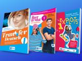 Zapraszamy do zamówienia bezpłatnych promocyjnych egzemplarzy podręczników!