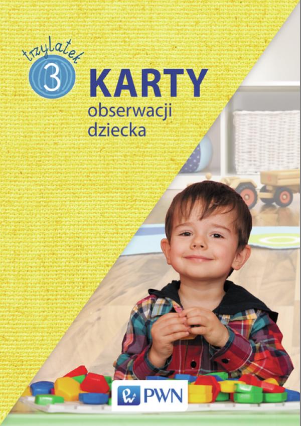 Październikowa diagnoza dzieci 3- i 4-letnich z materiałami