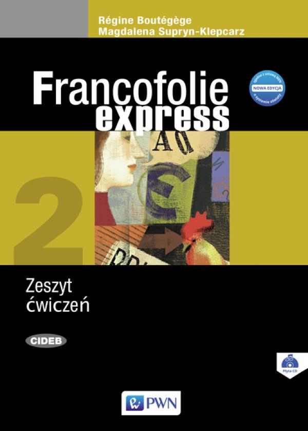 francofolie express 1 podręcznik i ćwiczenia